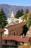 Ostrog Monastery, Montenegro — Stock Photo