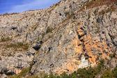 Ostroska Greda and Ostrog Monastery, Montenegro — Stock Photo