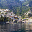 City of Positano, Amalfi coast, Italy - Stock Photo