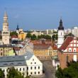 Panorama of Opole, Poland — Stock Photo #12241366