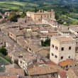 Medieval city of San Gimignano, Tuscany, Italy — Stock Photo #12241451