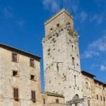 City of San Gimignano — Stock Photo