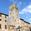 City of San Gimignano — Stock Photo