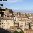 View of Peruggia, Umbria — Stock Photo
