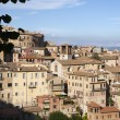 Stock Photo: View of Peruggia, Umbria
