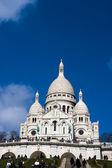 The Sacre coeur in Paris — Stock Photo
