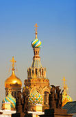 The St Basil's cathedral, Moscow — Stock Photo
