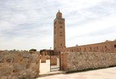 Ancient Moroccan city — Stock Photo