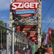Visitors at the final day of Sziget Festival 2013, Budapest. 11-08-2013 — Stock Photo #29924245