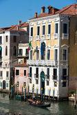Venedik. bir köprü görüntüleme — Stok fotoğraf