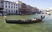ゴンドラ - ヴェネツィア. — ストック写真
