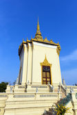 The Royal Palace in Phnom Phen, Cambodia — Stock Photo