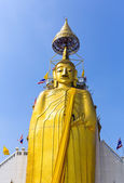 Huge Golden Big Buddha — Stock Photo