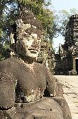 Angkor Thom, Siem Reap — Stock Photo