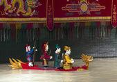 Vietnamese traditional puppet theater — ストック写真
