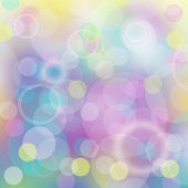 Bright colorful blurred abstract background for holiday — Stock Photo