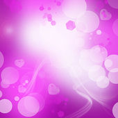 Beautiful romantic holiday pink abstract background with space f — Stock Photo