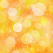 Bright fiery impassioned background with bokeh — Stock Photo