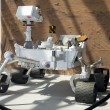 Stock Photo: Curiosity Mars Science Laboratory