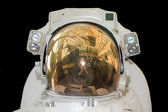 American Astronaut Space Suit — Stock Photo