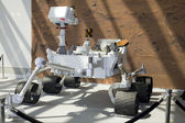 Curiosity Mars Science Laboratory — Stock Photo
