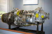 Pratt and Whitney PW123 engine — Stockfoto
