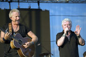 Graham Russell and Russell Hitchcock Air Supply — Stock Photo