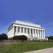 Lincoln Memorial — Stock Photo