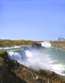 Falls Niagara New York — Stock Photo
