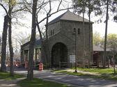 Sister St. Francis office Niagara NY — Stockfoto