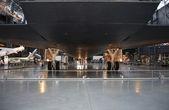 Landing Gear of Space Shuttle Enterprise — Stock Photo