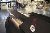 Lockheed SR-71A Blackbird — Stock Photo