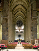 Cathedral of St. John the Divine — Stockfoto