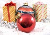 圣诞装饰品 — 图库照片
