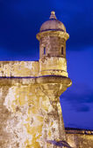 El Morro Old San Juan — Stock Photo