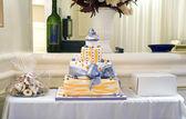 15th Birthday cake — Stock Photo