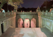 Bethesda Terrace Arcade — Stock Photo