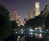 Central Park NYC — Stock Photo