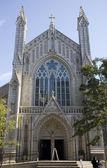 Holyrood Church Iglesia Santa Cruz — Stock Photo