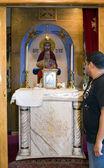 Coptic Orthodox Chapel — Stock Photo