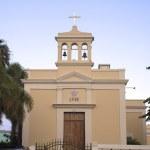 San Antonio de Padua Catholic Church Dorado Puerto Rico — Stock Photo