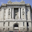 Stock Photo: Bronx Borough Courthouse