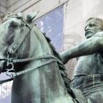 ������, ������: Theodore Roosevelt Statue
