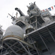 Stock Photo: USS Iwo Jima