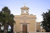 San Antonio de Padua Catholic Church Dorado Puerto Rico — Foto Stock