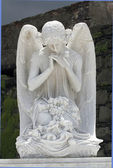 Heykel melek — Stok fotoğraf