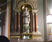 Statue Saint Peter Julian Eymard — Stock Photo