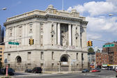 Bronx Borough Courthouse — Stock Photo