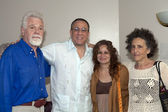 Roswell Rudd, Bobby Sanabria and friends — Stock Photo