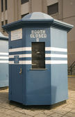 Yankee Stadium ticket booth — Stock Photo